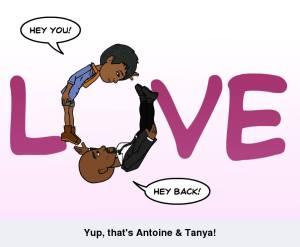 hey back